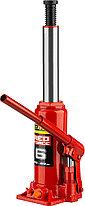 "Домкрат гидравлический бутылочный ""RED FORCE"", 6т, 216-413 мм, STAYER , фото 3"