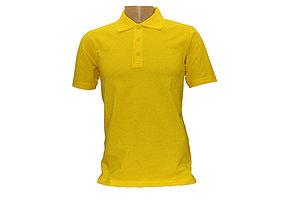 Футболка мужская Polo, Желтый
