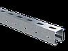 DKC С-образный профиль 41х41, L1300, толщ.1,5 мм
