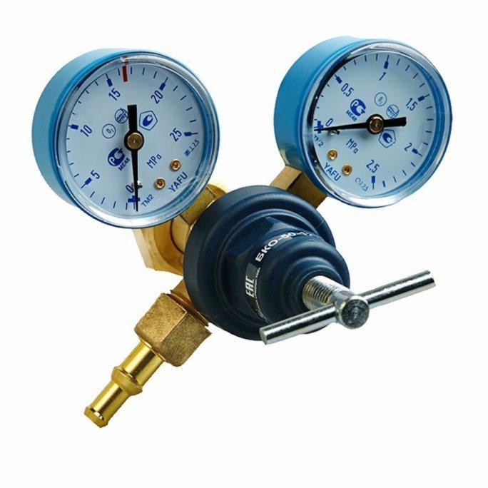 Регулятор давления баллонный кислородный одноступенчатый