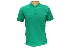 Футболка мужская Polo, Зеленый