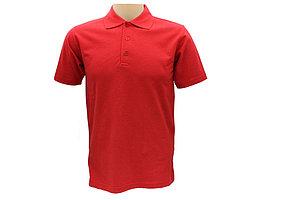 Футболка мужская Polo, Красный