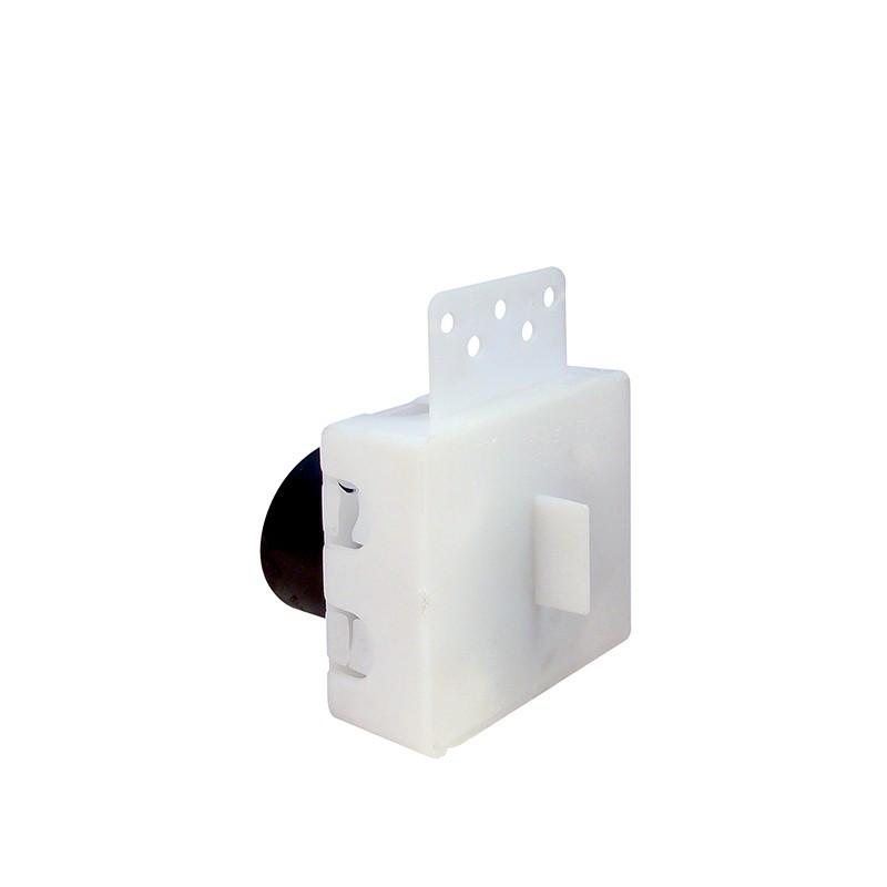Монтажная панель для розеток Aertecnica - SQUARE с прямым отводом