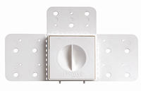 Монтажная панель для розеток Thomas - премиум (металл,пластик)