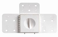 Thomas - Монтажная панель для розеток премиум (металл,пластик)