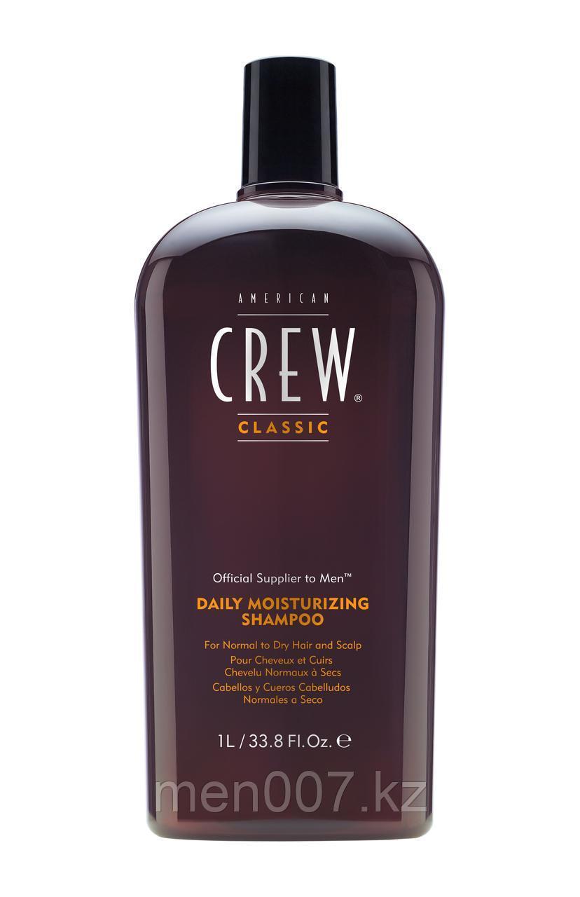 American Crew (Шампунь для ежедневного ухода за нормальными и сухими волосами) 1000 мл