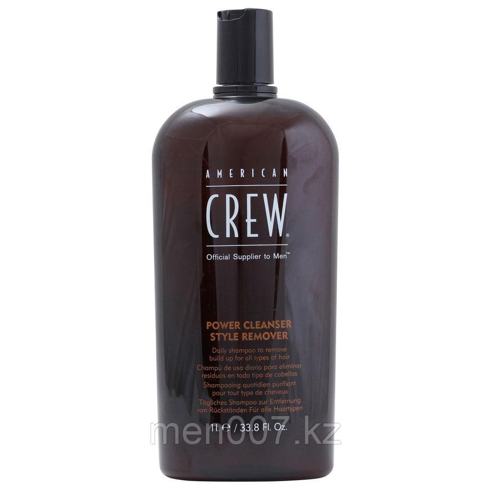American Crew (Шампунь для ежедневного ухода, очищающий волосы от укладочных средств) 1000 мл