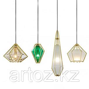 Люстра Harlow pendant A (green), фото 2