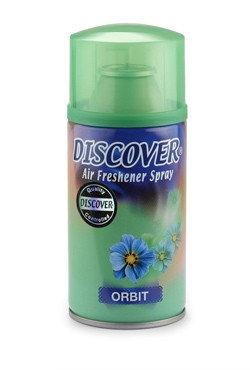 Аэрозольный освежитель воздуха Discover Orbit, фото 2