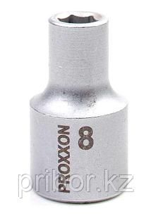 "23400 Proxxon Головка на 1/2"", 8 мм"