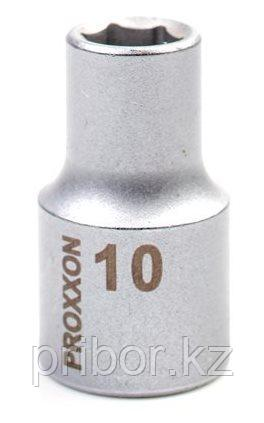 "23404 Proxxon Головка на 1/2"", 10мм"