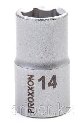"23412 Proxxon Головка на 1/2"", 14мм"