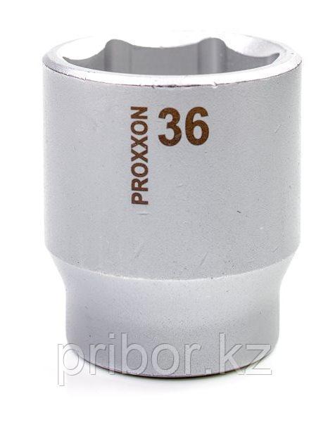 "23429 Proxxon Головка на 1/2"", 36мм"