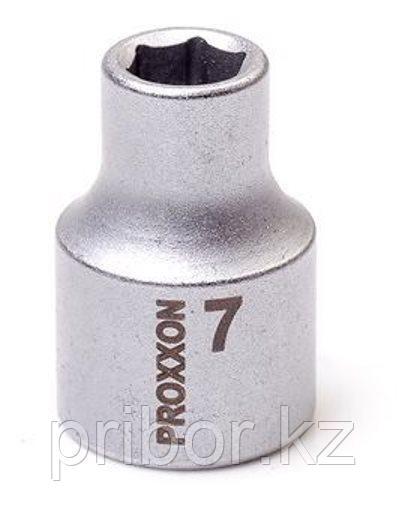 "23502 Proxxon Торцевая головка на 3/8"", 7 мм"