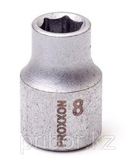 "23504 Proxxon Торцевая головка на 3/8"", 8 мм"