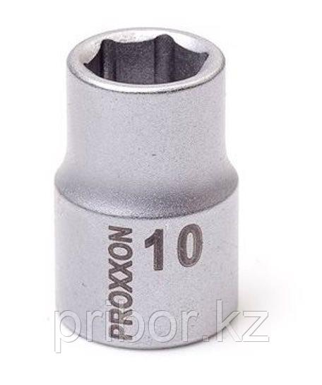 "23508 Proxxon Торцевая головка на 3/8"", 10 мм"