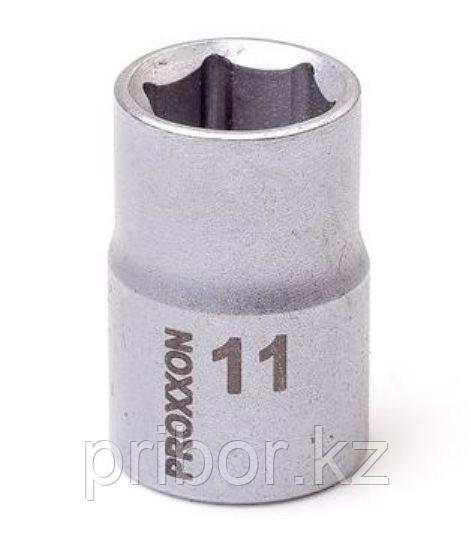 "23510 Proxxon Торцевая головка на 3/8"", 11 мм"