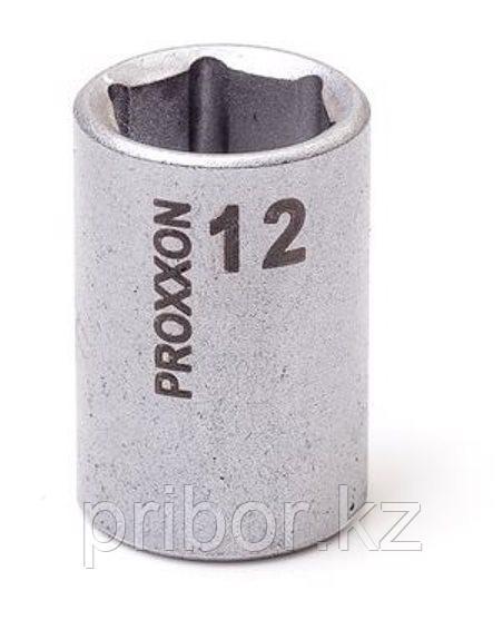 "23512 Proxxon Торцевая головка на 3/8"", 12 мм"