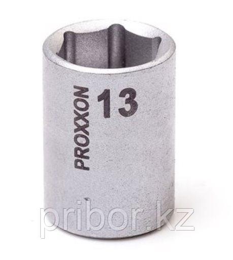 "23514 Proxxon Торцевая головка на 3/8"", 13 мм"