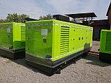 Генератор дизельный в кожухе GENPOWER GNT400  c АВР 320 кВт, фото 2