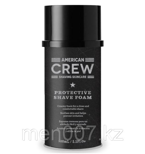 American Crew Protective Shave Foam (Защитная пена для бритья) 300 мл