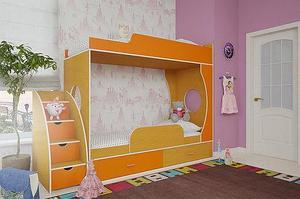 Изготовление, декорирование и реставрация детской и корпусной мебели 5