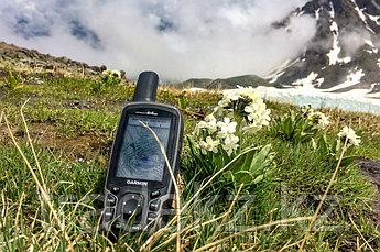 GPS навигатор Garmin GPSMAP 64St (010-01199-21), компас, высотомер, карта Европы, фото 2