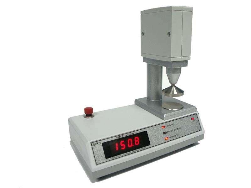 """Измеритель деформации клейковины """"ИДК-3М"""""""