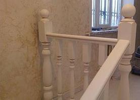 Реставрация и декорирование лестниц 2