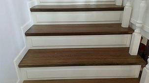 Реставрация и декорирование лестниц 8