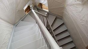 Реставрация и декорирование лестниц 13