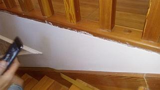 Реставрация и декорирование лестниц 22