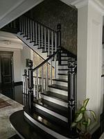 Реставрация и декорирование лестниц 28