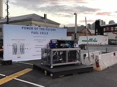 АВВ совместно с Ballard Power Systems разработают новую судовую энергосистему