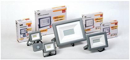 LED прожекторы СДО от IEK