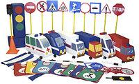 Игра из мягких модулей Главная дорога