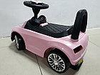 Толокар-машинка Audi для девочек. Рассрочка. Kaspi RED., фото 4