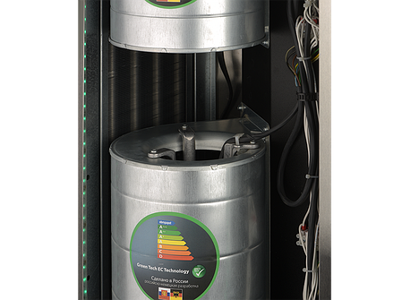 Воздушно-тепловая завеса BHC-D20-T18-MS/BS (2-х метровая; с электрическим нагревателем), фото 2