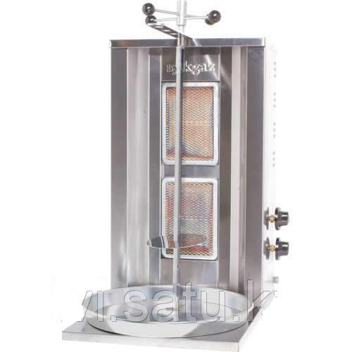 Аппарат для приготовления донера 2 горелки