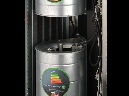 Воздушно-тепловая завеса BHC-D25-T24-MS/BS (2,5 метровая; с электрическим нагревателем), фото 2