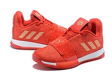 Баскетбольные кроссовки Adidas Harden Vol.3 Red, from James Harden, фото 2
