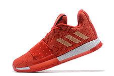 Баскетбольные кроссовки Adidas Harden Vol.3 Red, from James Harden, фото 3
