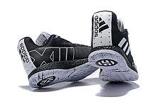 Баскетбольные кроссовки Adidas Harden Vol.3 Black, from James Harden, фото 3