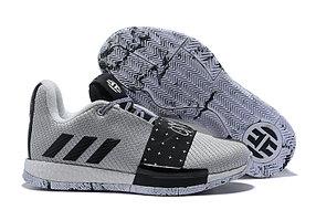 Баскетбольные кроссовки Adidas Harden Vol.3 Gray, from James Harden