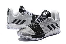 Баскетбольные кроссовки Adidas Harden Vol.3 Gray, from James Harden, фото 2