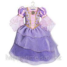 Карнавальное платье принцессы Рапунцель