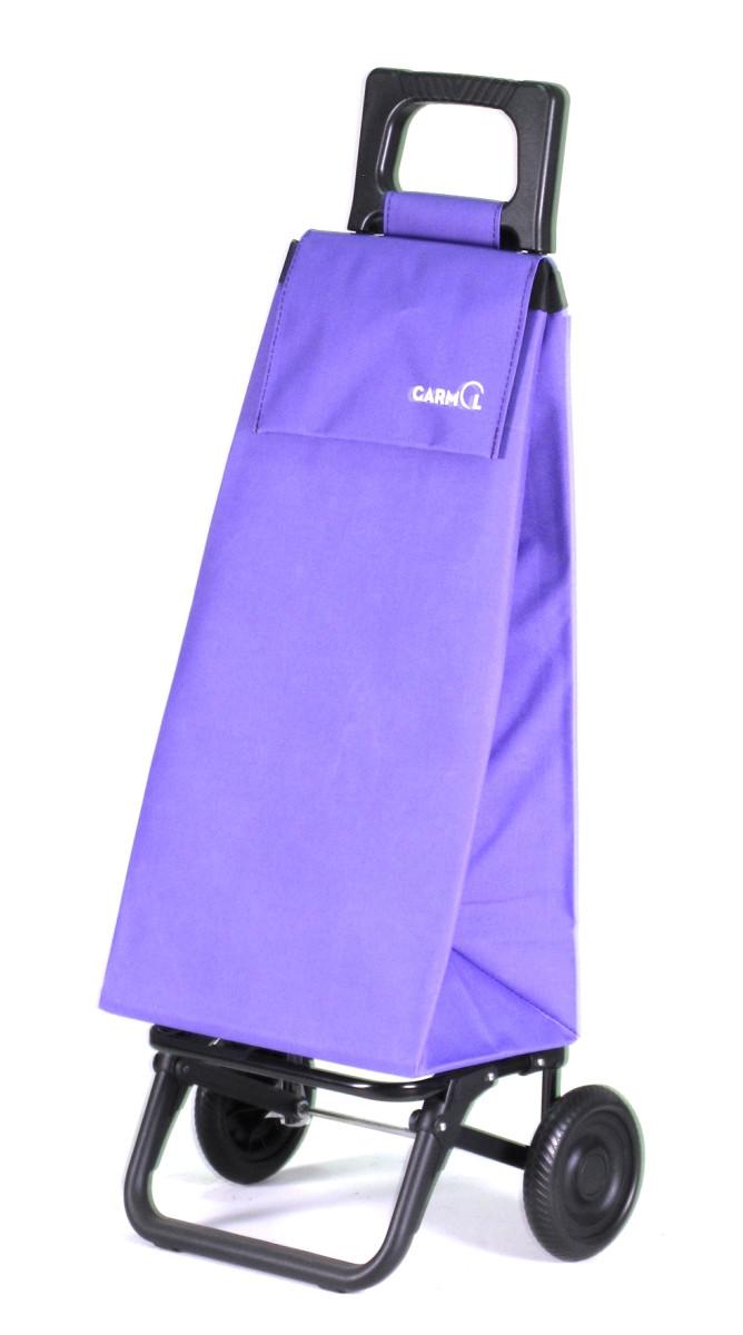 Сумка-тележка Garmol, Испания шасси BASIC фиолетовая