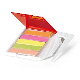 Органайзер для стикеров | Красный