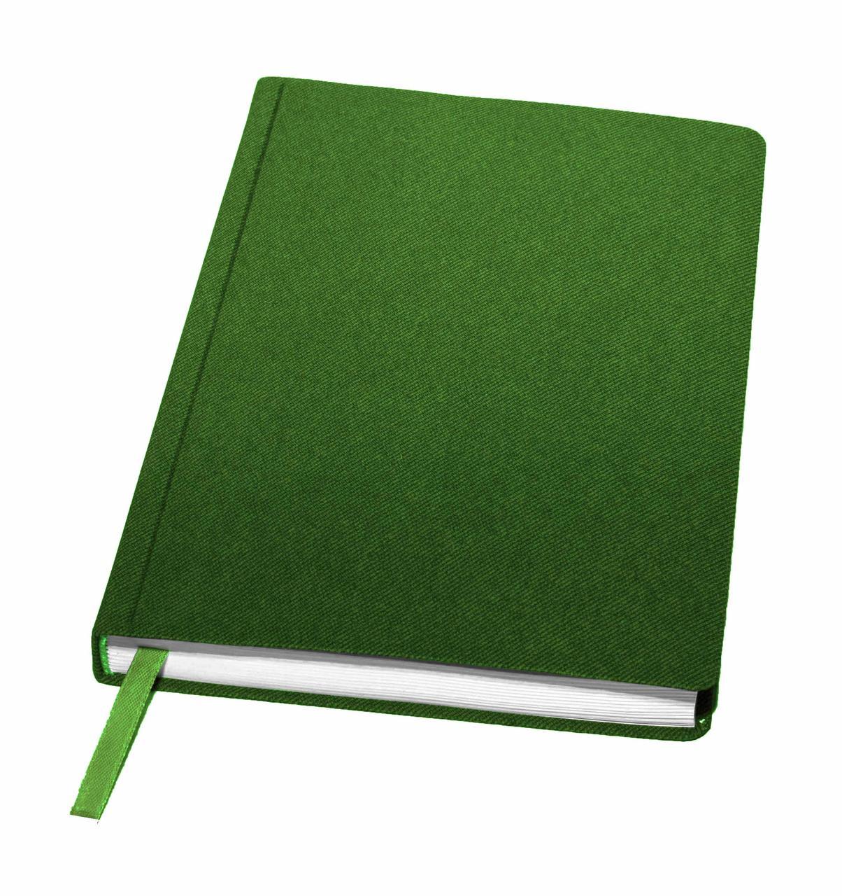 Ежедневник А5   Зеленый
