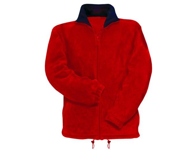 Куртка Флис (200), Красный